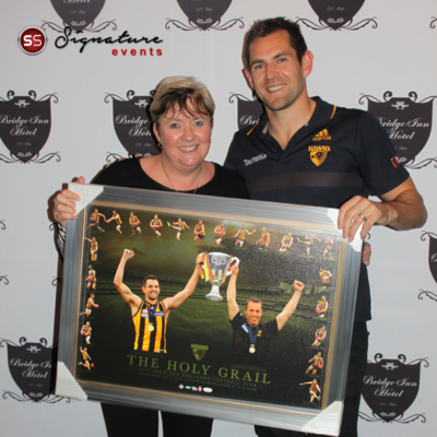 Luke Hodge - Bridge Inn Hotel