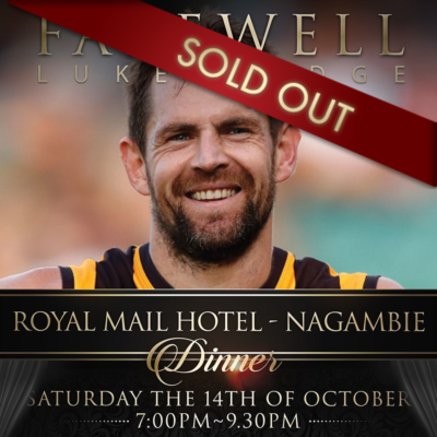 Nagambie SOLD OUT